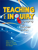 Book Cover of Teaching for Inquiry: Engaging the Learner Within